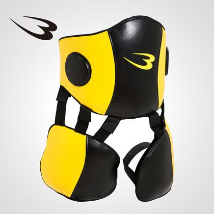 スパーリングプロテクター【BODYMAKER ボディメーカー】格闘技 空手 ボクシング キックボクシング 総合格闘技 練習 道場 スパーリング プロテクター KP031