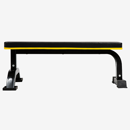 Flat bench EX muscle training ABS muscles dumbbell home bench press biceps biceps gym body mods arm barbell weight training strength training