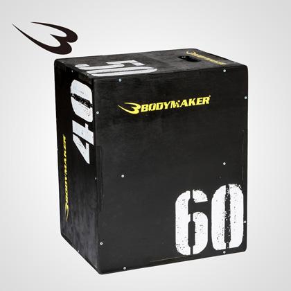 スーパーセール 今季も再入荷 バーゲンセール メーカー直売 ジャンピングプライオBOX BODYMAKER ボディメーカー 陸上競技トレーニング プライオメトリクストレーニング用ボックス 下半身 ジャンプボックス 踏み台 プライオボックス
