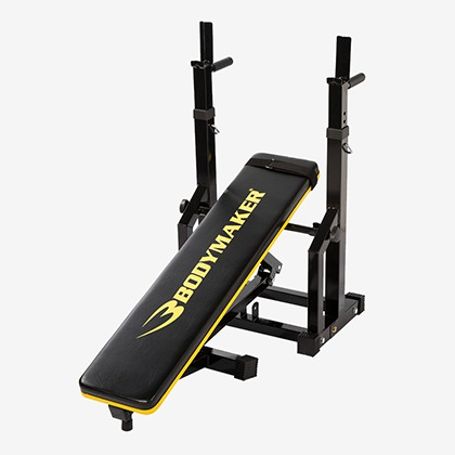 bodymaker hyper bench neo2 muscular workout abdominal