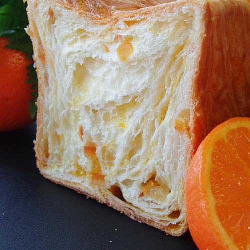 セール特別価格 通常便なら送料無料 ジューシーでフルーティーな優しいおいしさ 爽やかなオレンジピールが女性に人気 京都祇園ボロニヤはんなりオレンジデニッシュ1斤