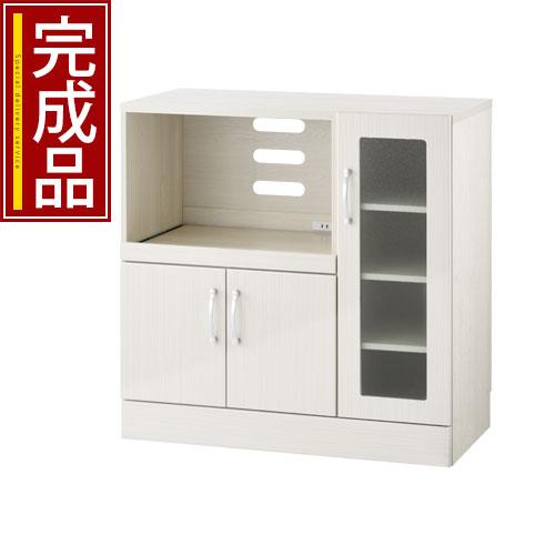 キッチンキャビネット ロータイプ 完成品 全3色 KKANCBJ01110