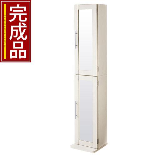 990 Yen Equivalent To Point Back Gt Shelf Glass Dresser AV Rack Wooden Bookshelf Book Mirror Body Makeup White