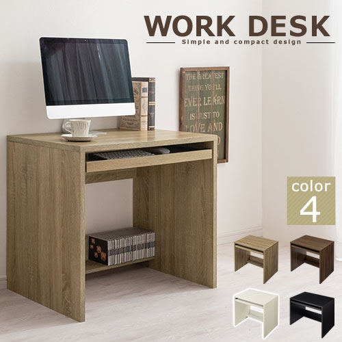 Desk Wooden Dark Brown Writing Desks Learning Pc Computer