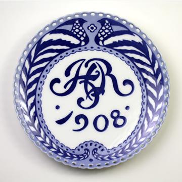 ロイヤルコペンハーゲン[Royal Copenhagen] メモリアルプレート ホテル&レストラン協会 NoRNR083#rch004494