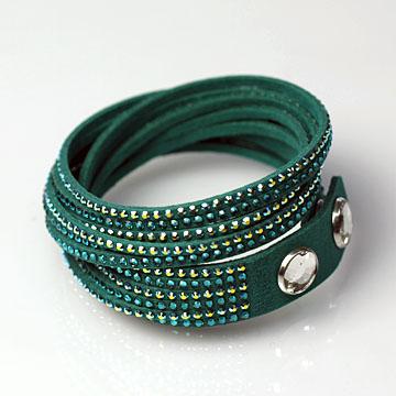 スワロフスキー(Swarovski) アクセサリー Slake Emerald Multi  ブレスレット #swv5064290
