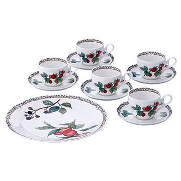 ノリタケ 食器オーチャードガーデン(ボーンチャイナ製)パーティーセット PA9133/4911 #nor009385