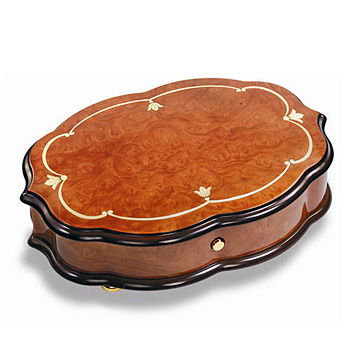 Brown SouvNear SG-SNPR-057 Wood Set with 6 Table Coaster 4.5 x 4.5 x 1.8 Inches