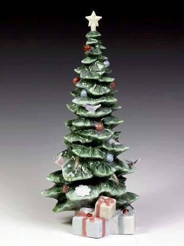 リヤドロ(Lladro リアドロ 陶器人形 置物) クリスマス クリスマスの贈りもの#ldr-8220