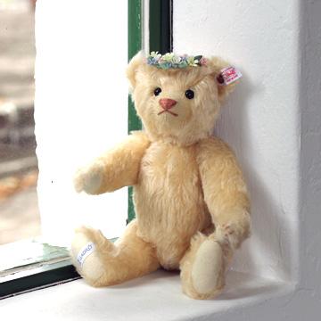 リヤドロ(Lladro リアドロ 陶器人形 置物) 動物(シュタイフ・テディー) 希望に満ちて No.40076