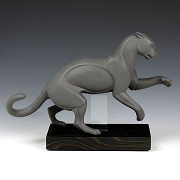 リヤドロ(Lladro リアドロ 陶器人形 置物) 動物  ファイト #ldr-16958