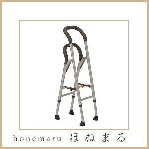 (幸和製作所) コンパクトサイドケイン HKS01 (四脚杖 高齢者用 歩行器 折りたたみ式) 【安心のメーカー直送】