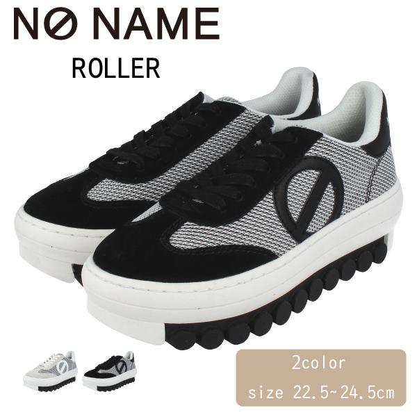 NONAME ノーネーム RO01169 ROLLER SNEAKER 送料無料 スニーカー ボリュームスニーカー レディーススニーカー スポーティ トレン 90年代 復刻版 リバイバルモデル 痛くない スタイルUP 美脚