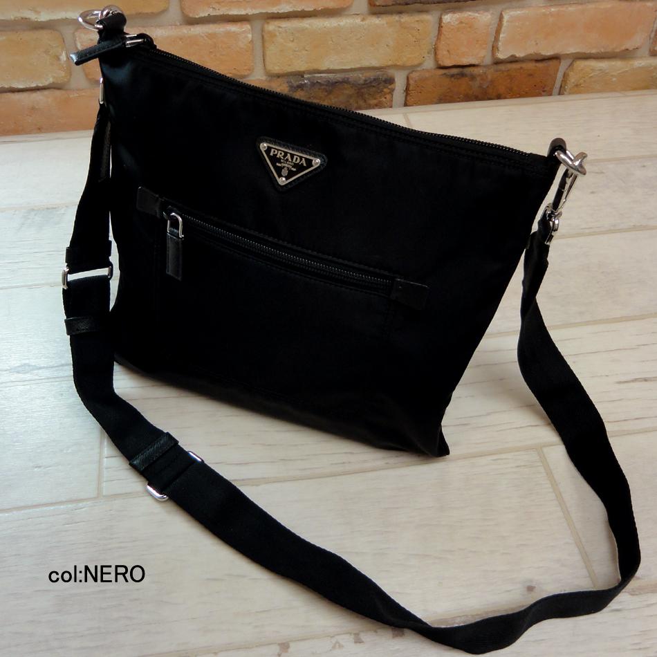 【PRADA プラダ】 ☆IBH715本場イタリアからの、PRADAのバッグ☆使いやすいショルダーバック【ブランド】