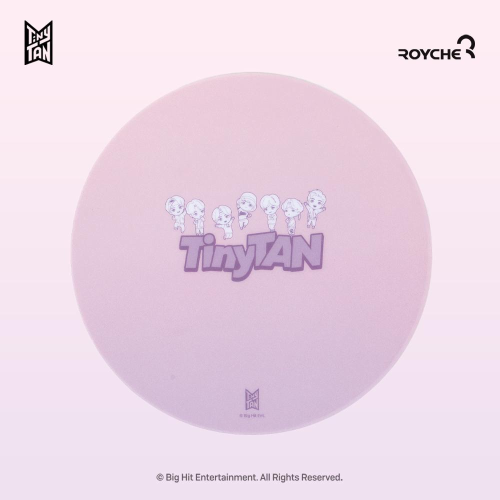 BTSのインスピレーションによって誕生したタイニータンマウスパッド TinyTAN 公式グッズ【マウスパッド】MOUSEPAD