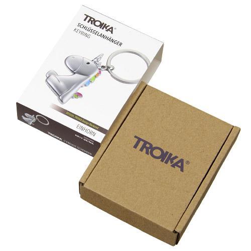 世界中で人気のブランドです TROIKA トロイカ ユニコーン アウトレットセール 特集 店内全品対象 キーリング キーホルダー