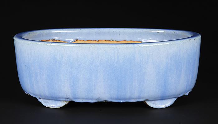 石峰雨竹製広東均釉楕円鉢, ALCOHOLIC:b8fa1931 --- sunward.msk.ru