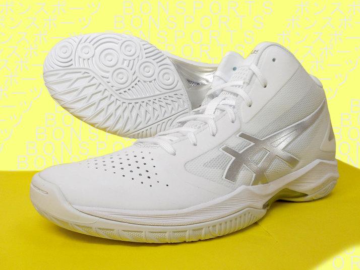 ASICS(アシックス) バスケットシューズ GELHOOP V10スリム(ゲルフープV10 スリム)[TBF341-0193] 【バスケットボール】バスケットボールシューズ バッシュ バスケットシューズ アシックス