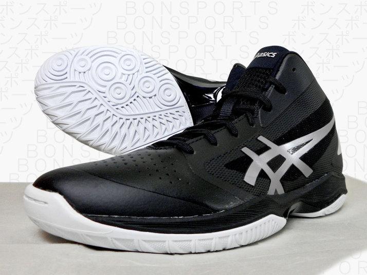 ASICS(アシックス) バスケットシューズ GELHOOP V10(ゲルフープV10)[TBF339-001] 【バスケットボール】バスケットボールシューズ バッシュ バスケットシューズ アシックス