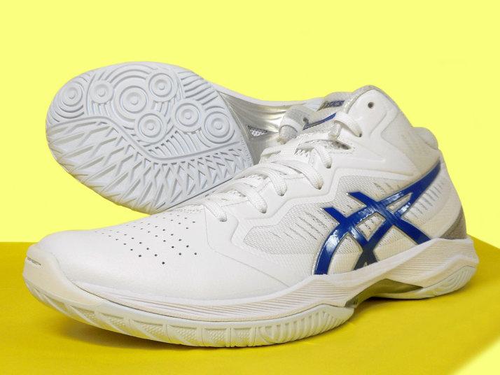 【2月14日発売!】ASICS(アシックス) バスケットシューズ GELHOOP V12(ゲルフープV12)[1063A021-100] 【バスケットボール】バスケットボールシューズ バッシュ バスケットシューズ アシックス