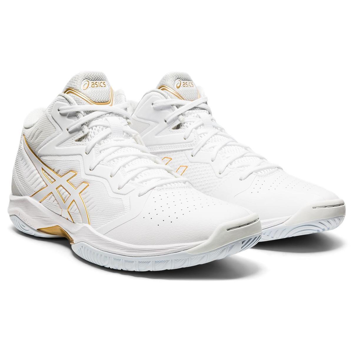 2020FW新色!ASICS(アシックス) バスケットシューズ GELHOOP V12(ゲルフープV12)[1063A021-105] 【バスケットボール】バスケットボールシューズ バッシュ バスケットシューズ アシックス