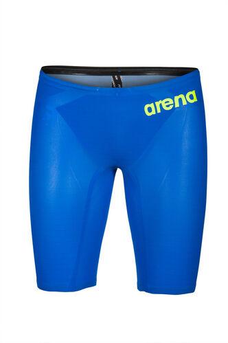 ARENA(アリーナ) FINA承認 メンズ 競泳水着 POWERSKIN CARBON AIR2 ハーフスパッツ(ブルー)[FAR-9505M(BUGY)]【水泳 水着】 競泳用水着 男性用 スイムウェアハーフスーツ