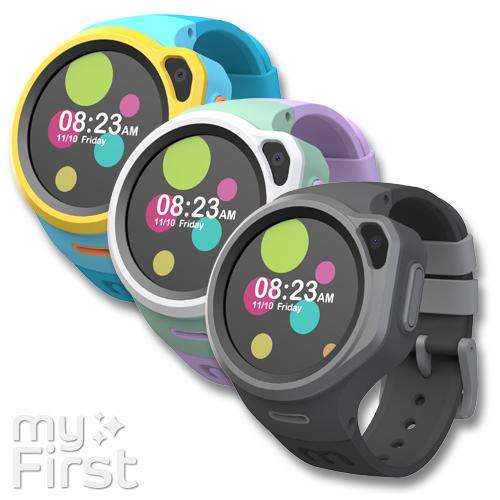正規取扱品 日本語対応 子どもの安全を守るキッズスマートウォッチ 人気上昇中 OAXIS myFirst Fone R1 お求めやすく価格改定 GPS搭載腕時計 見守りウォッチ 4G回線対応 スマートウォッチ 子供用