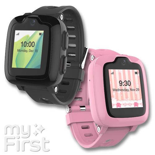 正規取扱品 日本語対応 子どもの安全を守るキッズスマートウォッチ OAXIS myFirst 超定番 本日の目玉 Fone GPS搭載腕時計 スマートウォッチ S2 子供用 見守りウォッチ