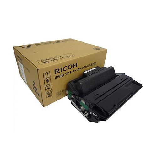 トナーカートリッジリコー IPSIO SP 4200 純正品レーザートナーカートリッジ RICOH【代引き不可】