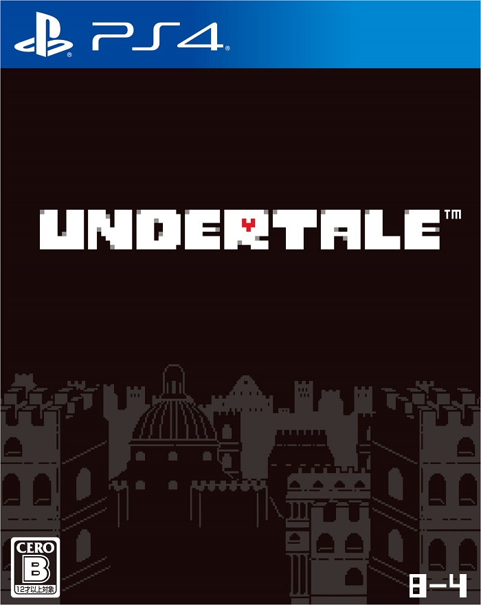 【特典】UNDERTALE PS4版(ストーリーブックレット)