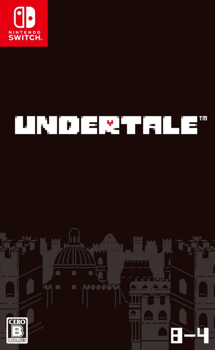 f48be62f8e9f 楽天ブックス: UNDERTALE Nintendo Switch版 - Nintendo Switch ...