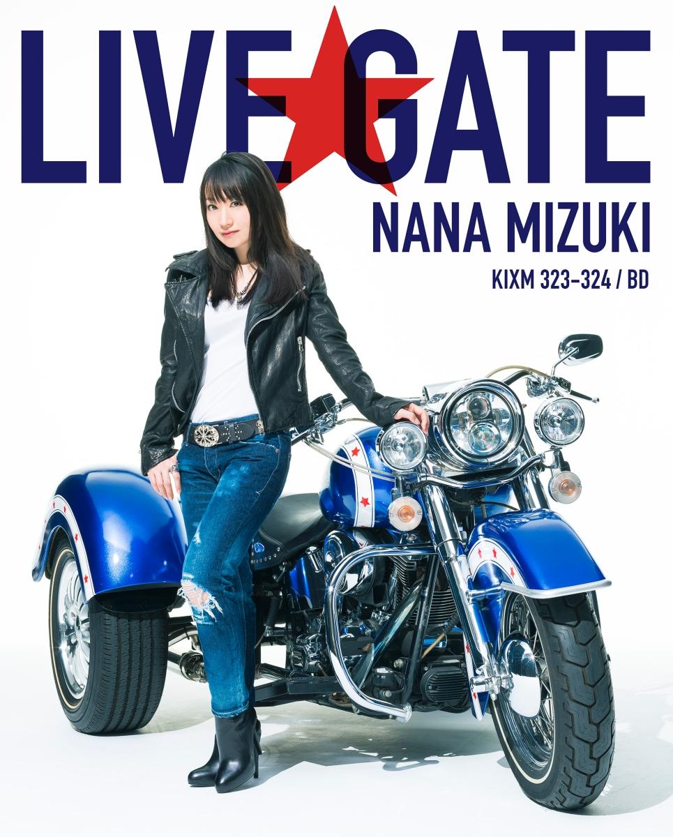 楽天ブックス: NANA MIZUKI LIVE GATE【Blu-ray】 - 水樹奈々 ...