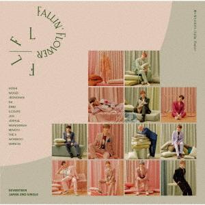 SEVENTEEN 舞い落ちる花びら (Fallin' Flower) (通常盤 CD+PHOTOBOOK)