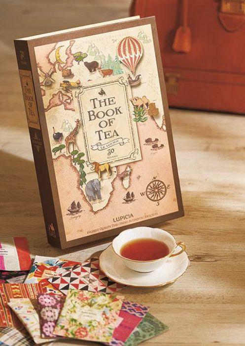 楽天ブックス the book of tea le voyage lupicia 4580303930298 本