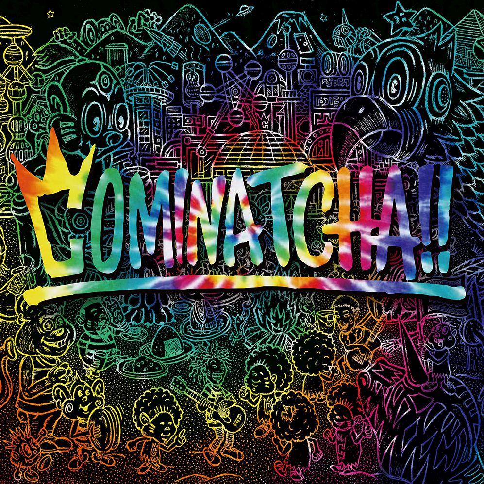 WANIMA COMINATCHA!! (初回限定盤 CD+1CHANCE DISC(DVD)+スペシャルフォトブックレット+三方背BOX)