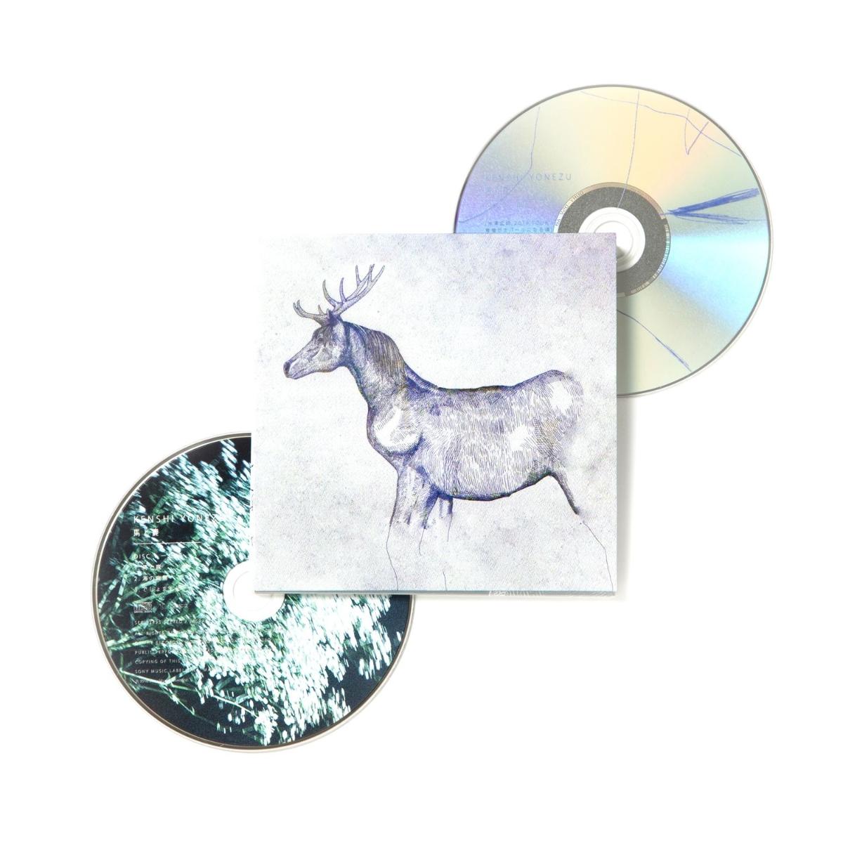 楽天ブックス: 馬と鹿 (初回限定盤 CD+DVD) (映像盤) - 米津玄師 ...