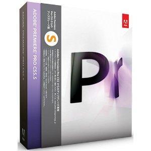Premiere Pro 5.5 WIN 日本語 アップグレード版forCS5