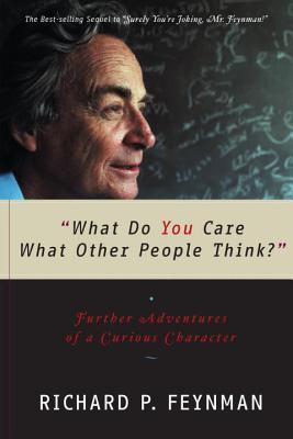 楽天ブックス what do you care what other people think further