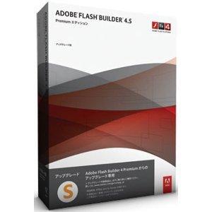 Flash Builder Premium 4.5 MLP 日本語 アップグレード版forFBP4