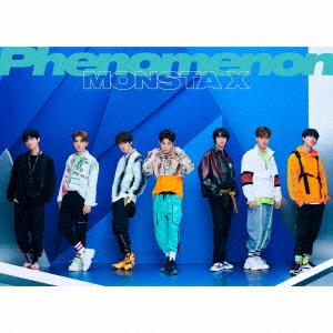 MONSTA X Phenomenon (初回限定盤B CD+DVD)