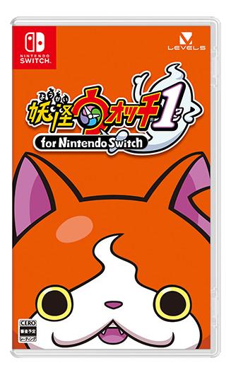 【予約】妖怪ウォッチ1 for Nintendo Switch