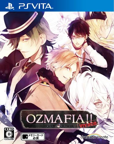 OZMAFIA!! - vivace - 通常版