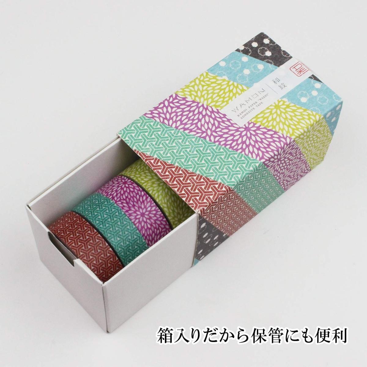 井 紙 カモ 加工