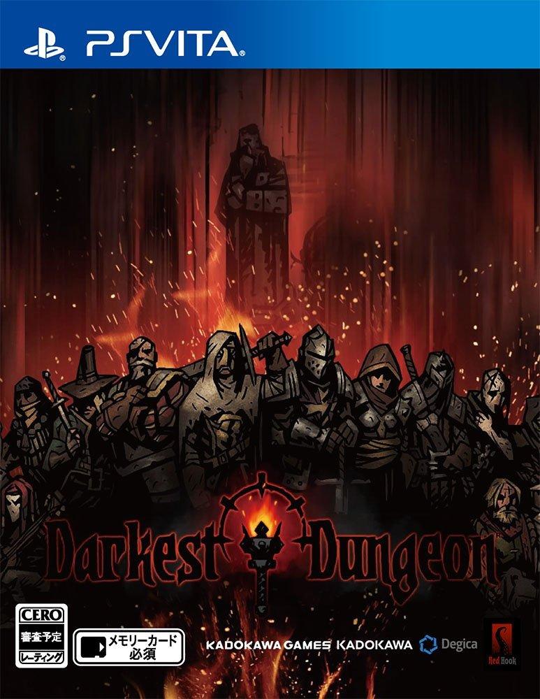 Darkest Dungeon PS Vita版