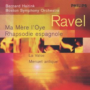 e649a8f7f299e 楽天ブックス  マ・メール・ロワ~ラヴェル管弦楽曲集2 - ボストン交響楽 ...
