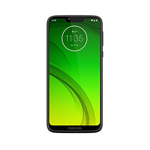 MMOBIEL Dual SIM and SD Card Tray Compatible with Motorola Moto G7 Power 2019 6.2 inch Sim Pin incl Ceramic Black