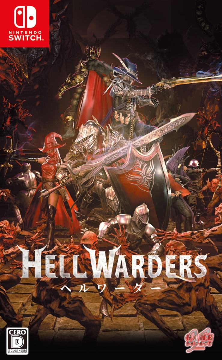 36ce079e5b35 楽天ブックス: Hell Warders - Nintendo Switch - 6953419811887 : ゲーム