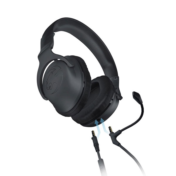 ROCCATCross-Multi-platformOver-earStereoGamingHeadset,ASPackaging(正規保証品)ROC-14-510-ASロキャット