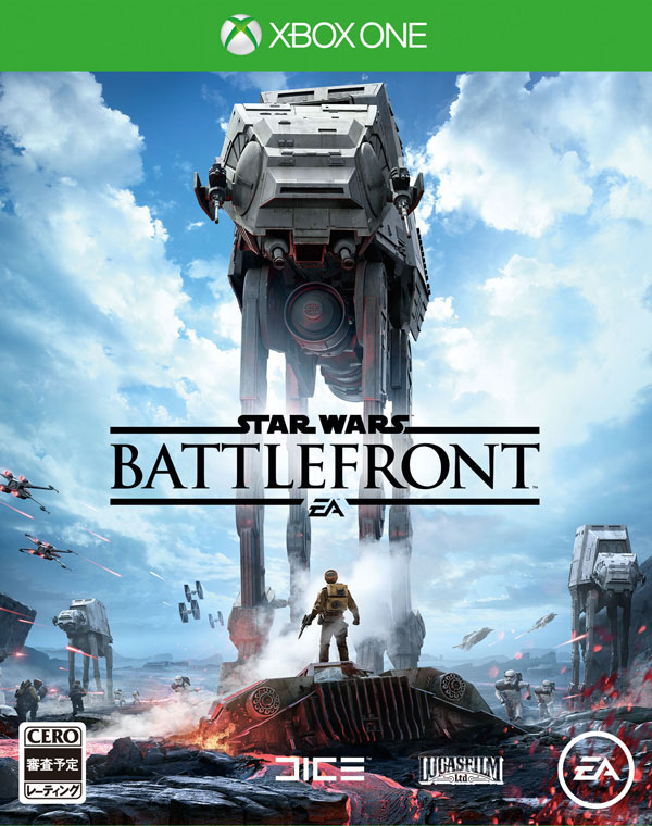 Star Wars バトルフロント XboxOne版
