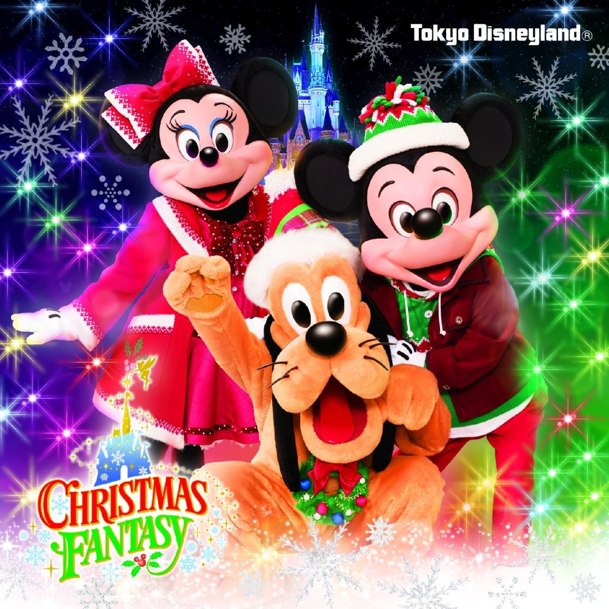 楽天ブックス: 東京ディズニーランド クリスマス・ファンタジー 2017